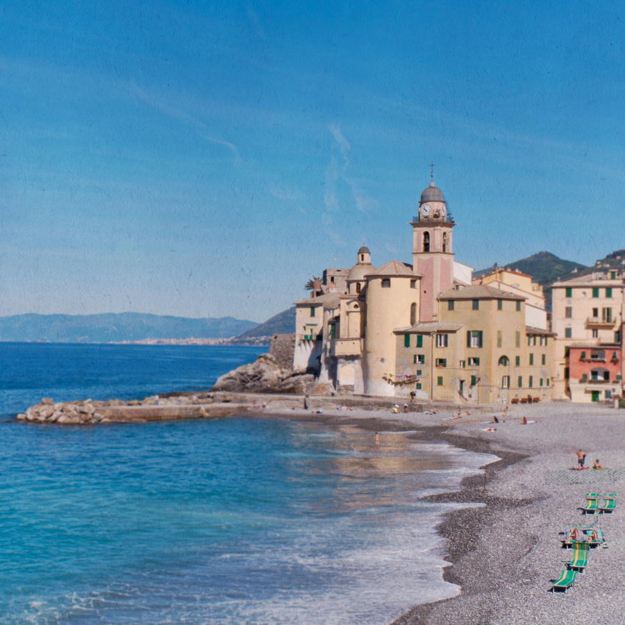 Camogli by Marisa Williams
