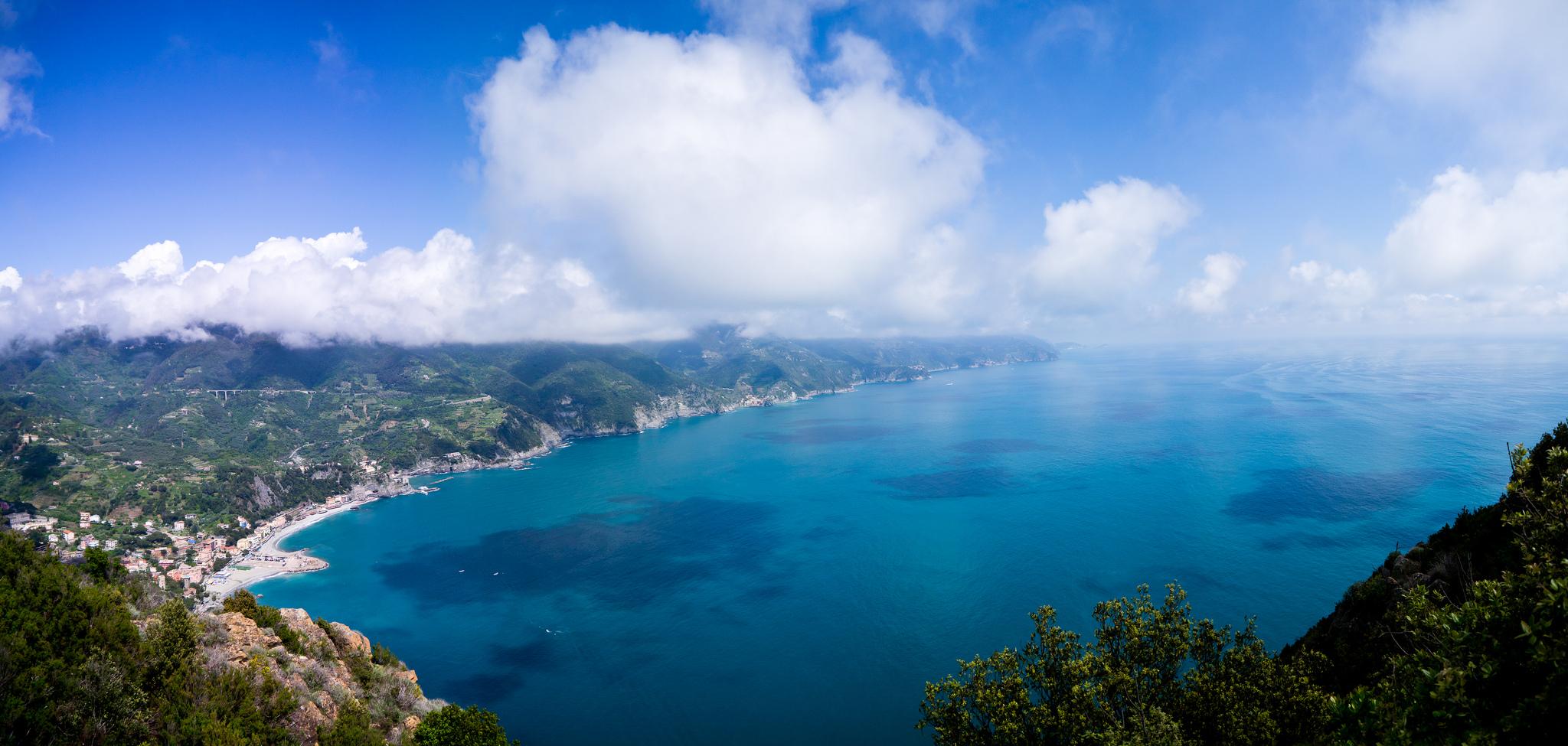 Monterosso Cinque Terre – Eugenio Montale inspiration