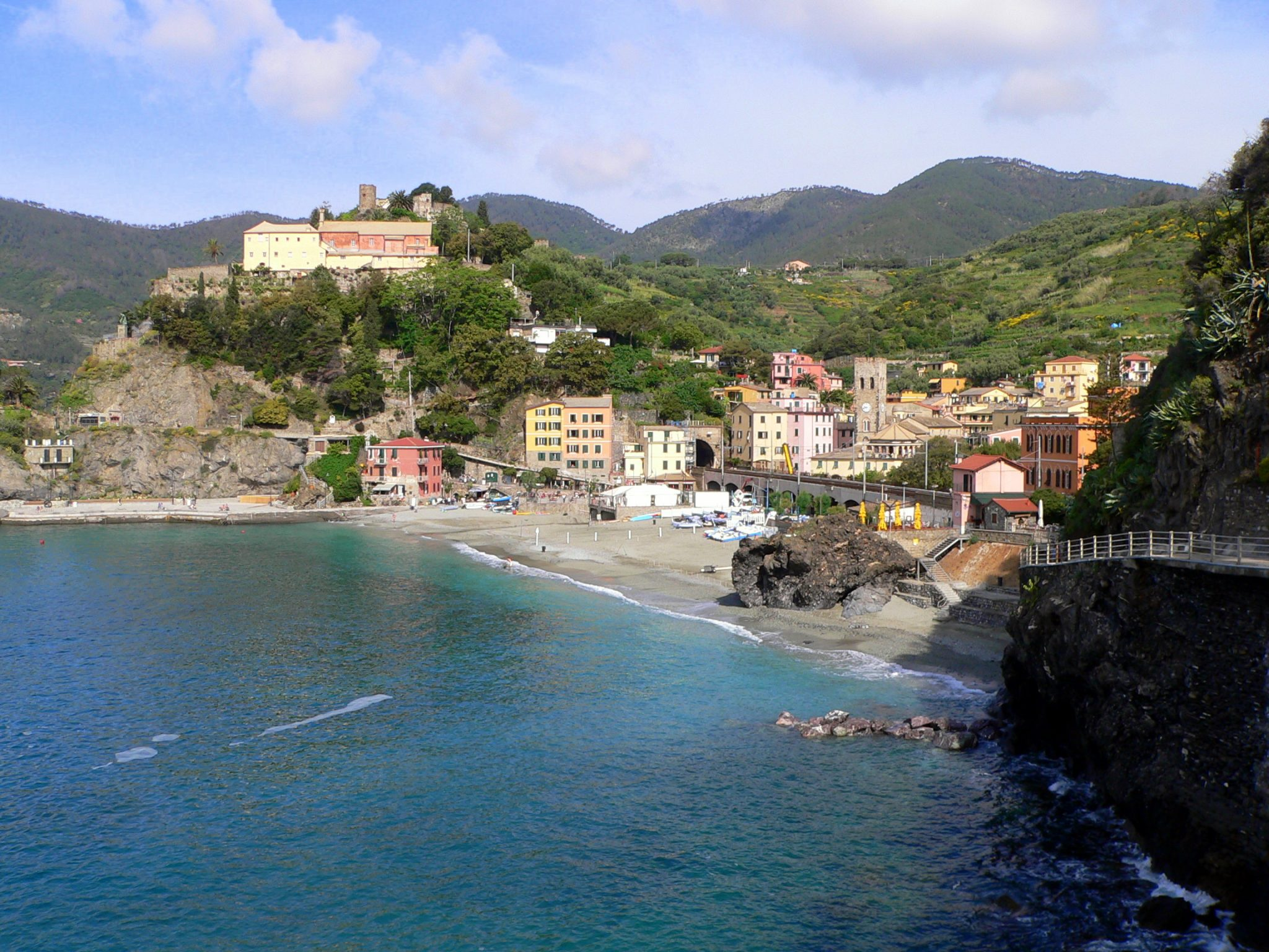 Liguria: Experience the UNESCO World Heritage Sites!