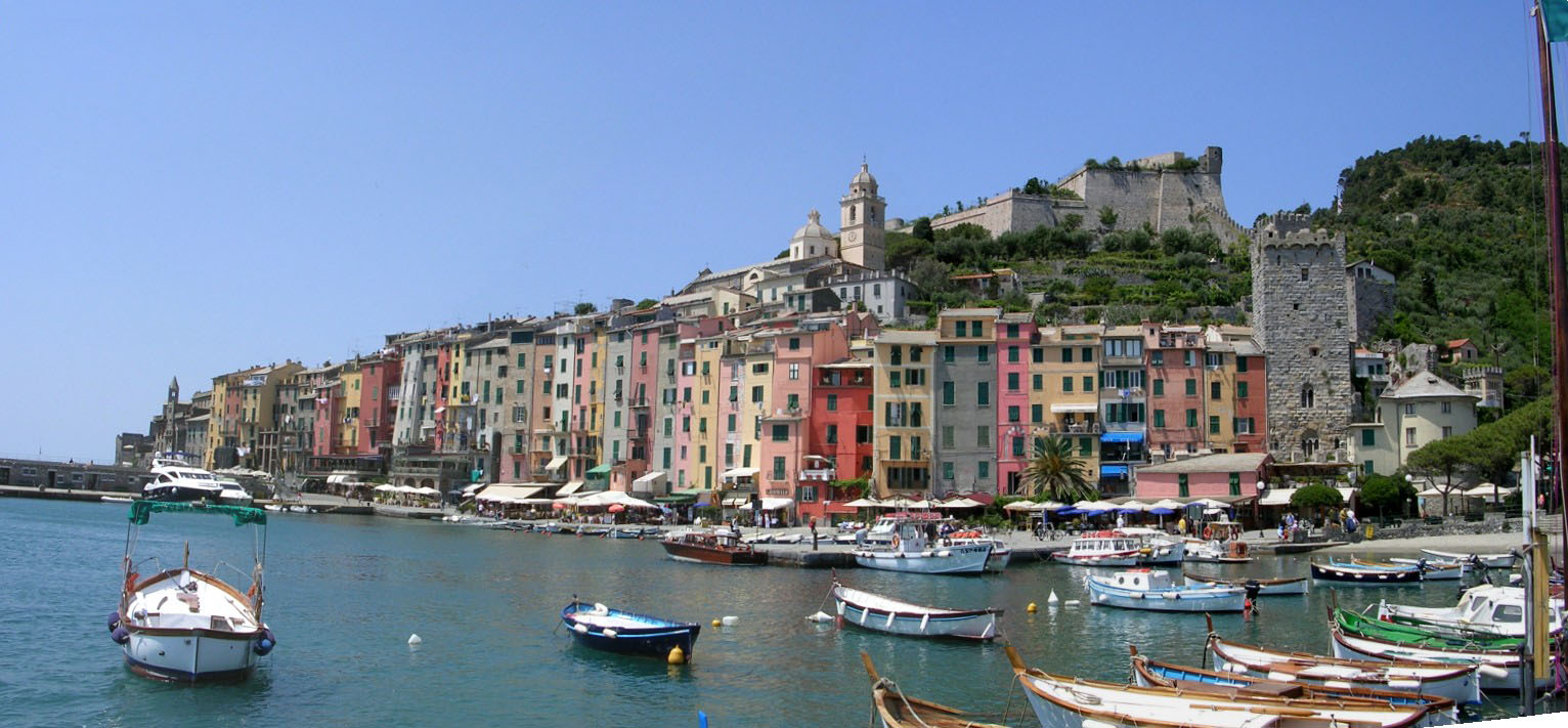 10 things in the Italian Riviera to put on your 2015 wish list