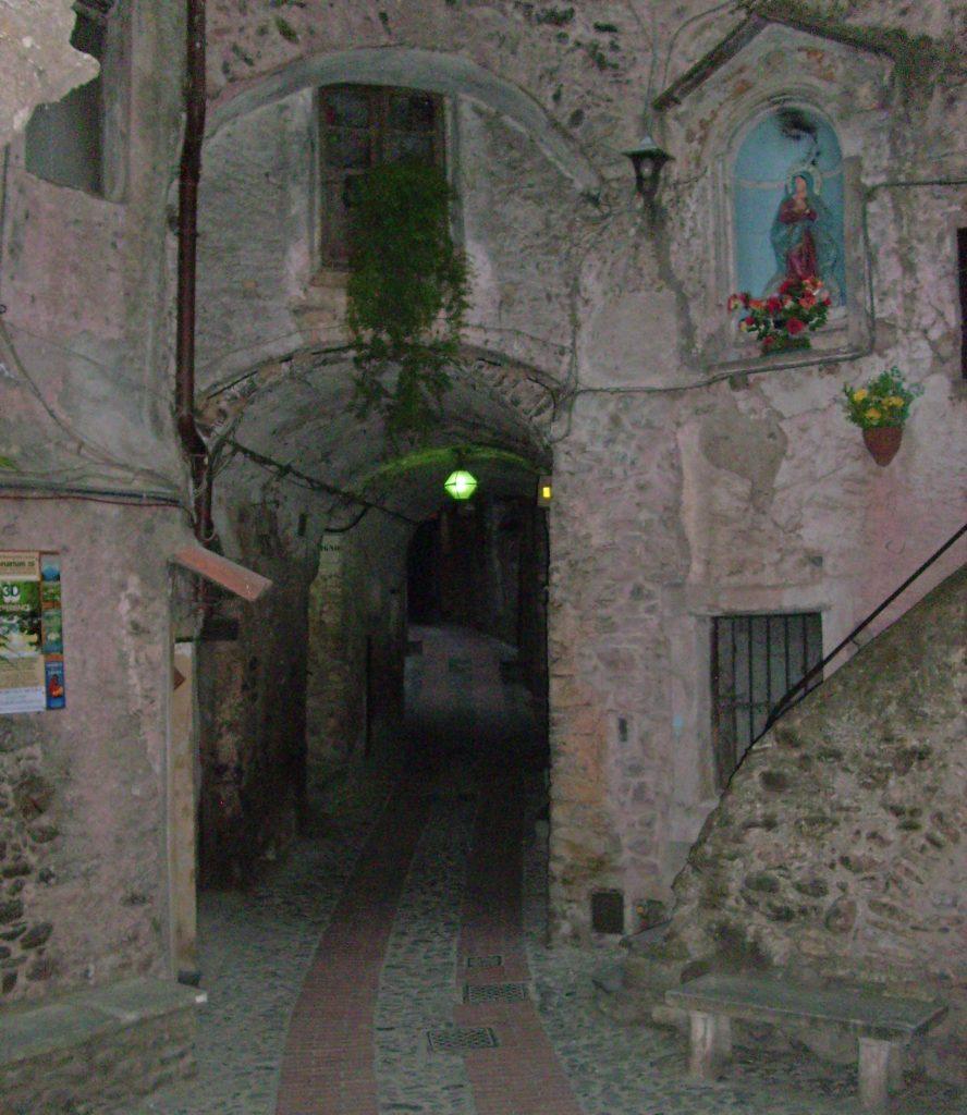 Dolceacqua Alley