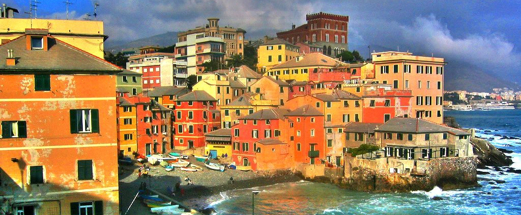 4 best places to see around Genoa Italy