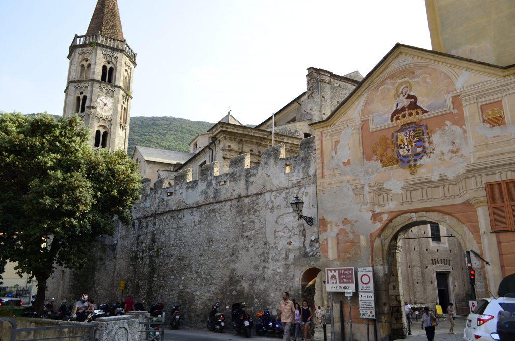 Finalborgo medieval village