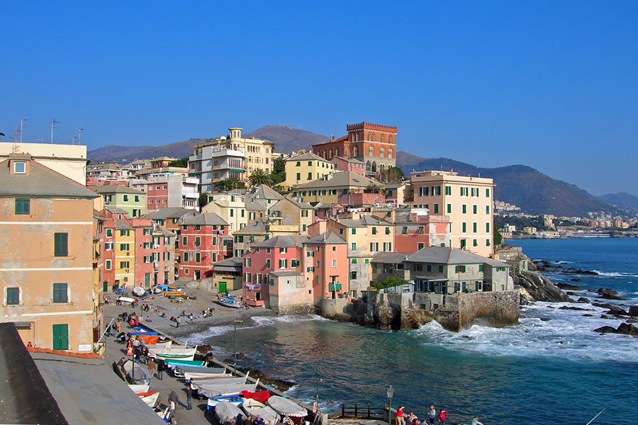 Boccadasse Genoa