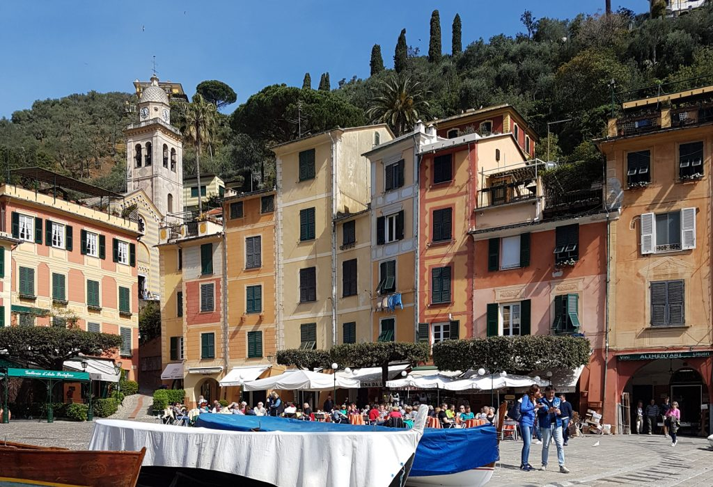 Portofino little square