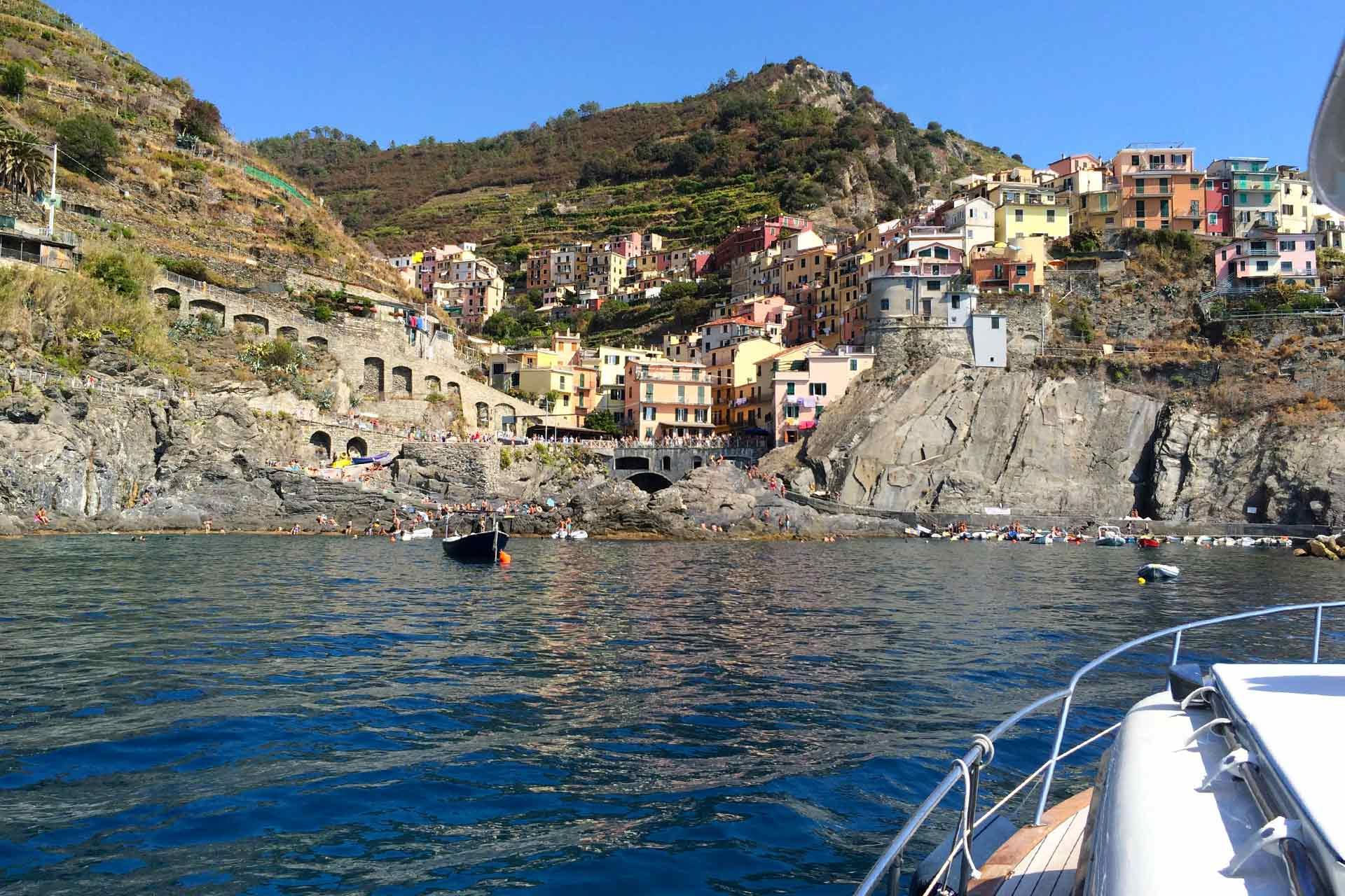 Travel to Italy off season exploring the Italian Riviera