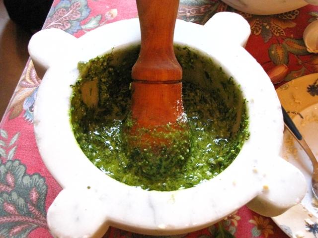 Genoese Pesto Sauce