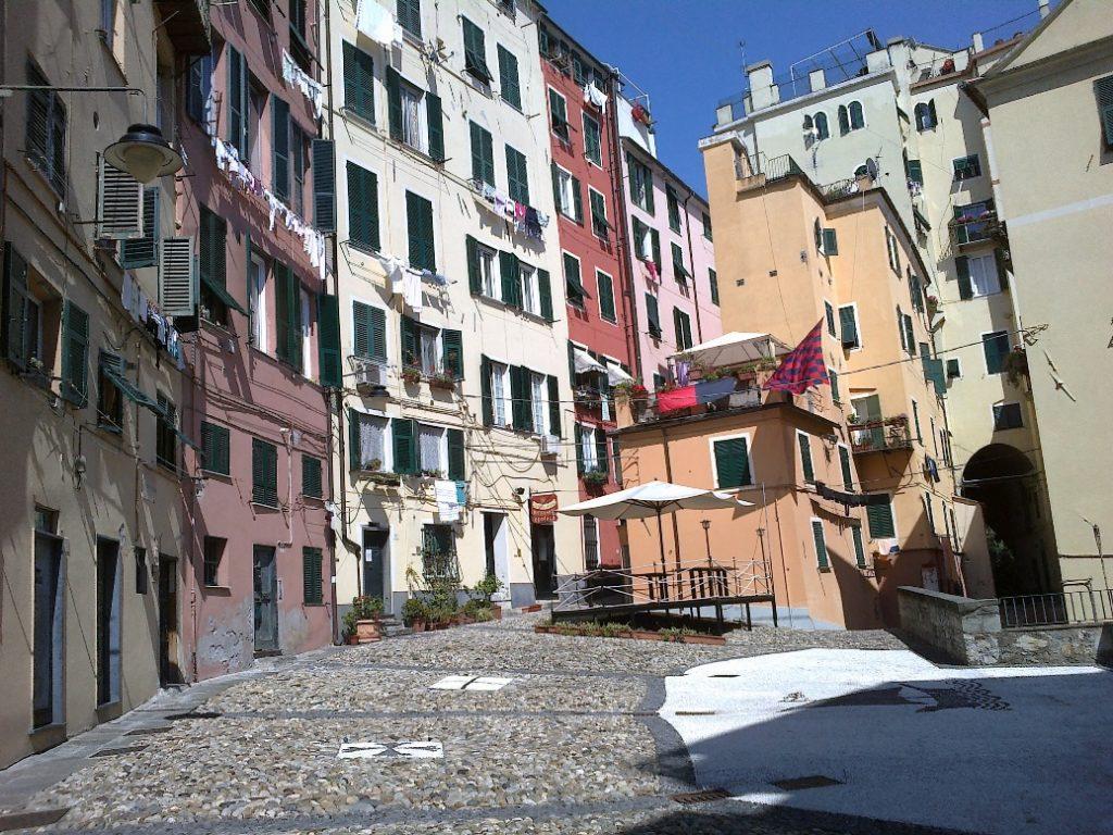 Genoa and its street