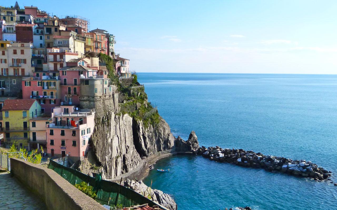 Italian Riviera: all the best in 5 days