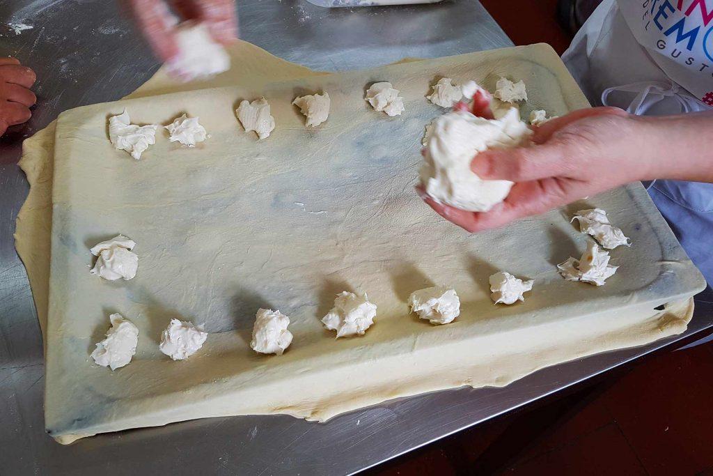 Focaccia di Recco (Cheese Focaccia)