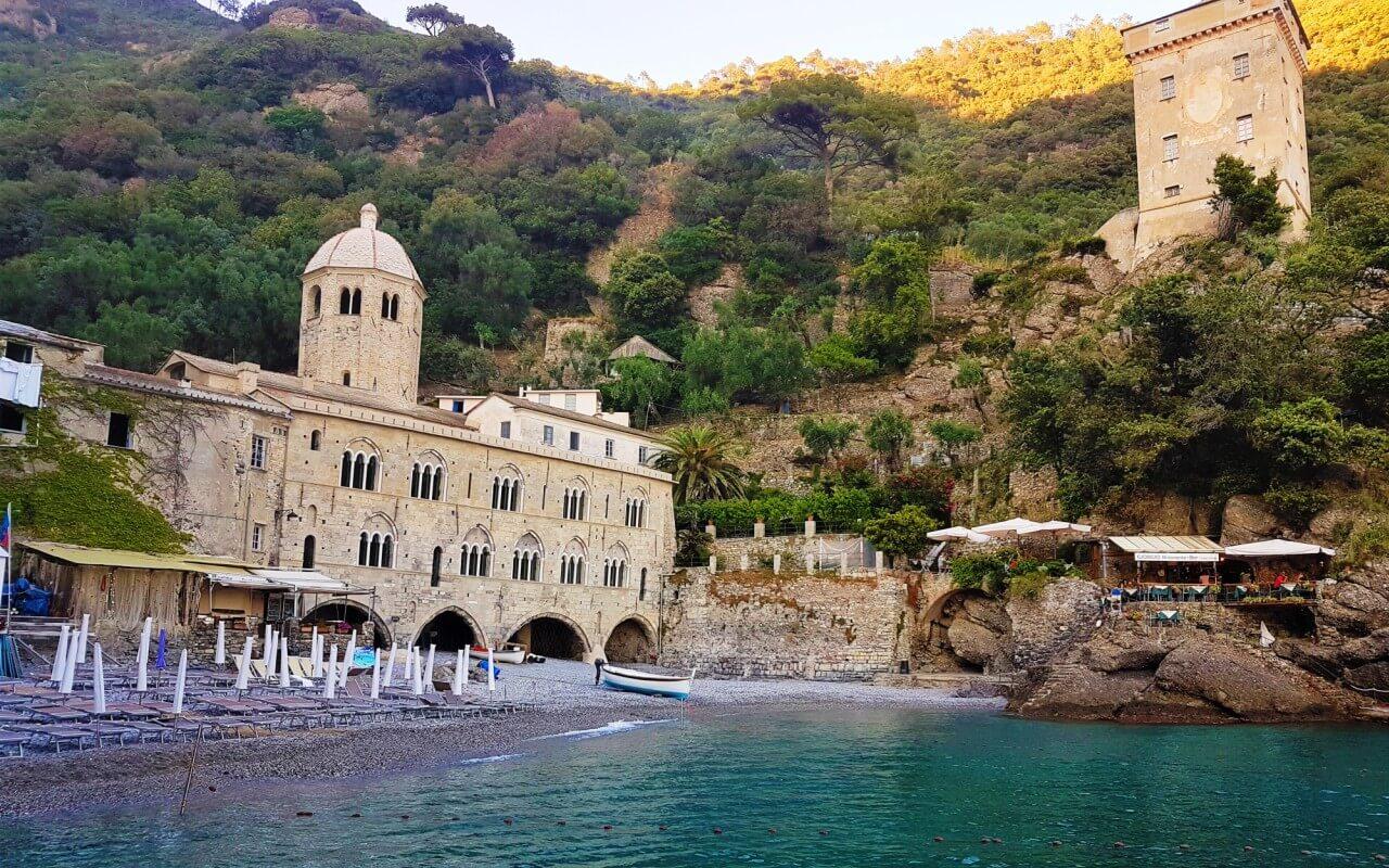 Обои bay of the fables, italy, bay of silence, ligurian sea, liguria, italian riviera. Города foto 19