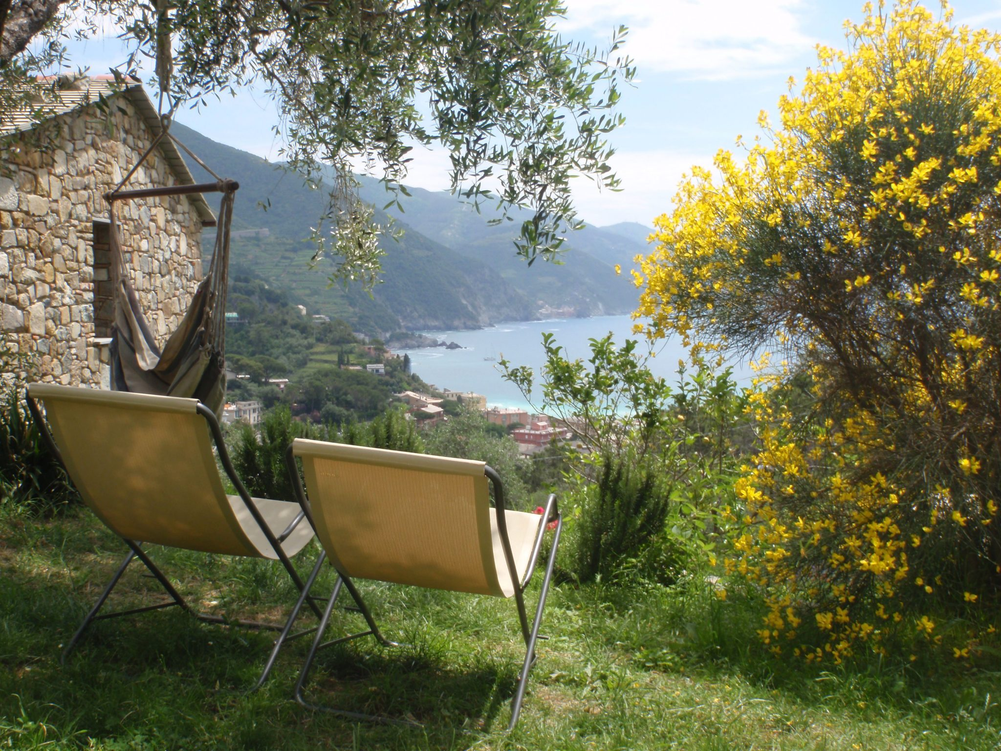 Charmind accommodation in Cinque Terre