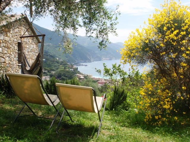 Charming boutique hotel in Cinque Terre