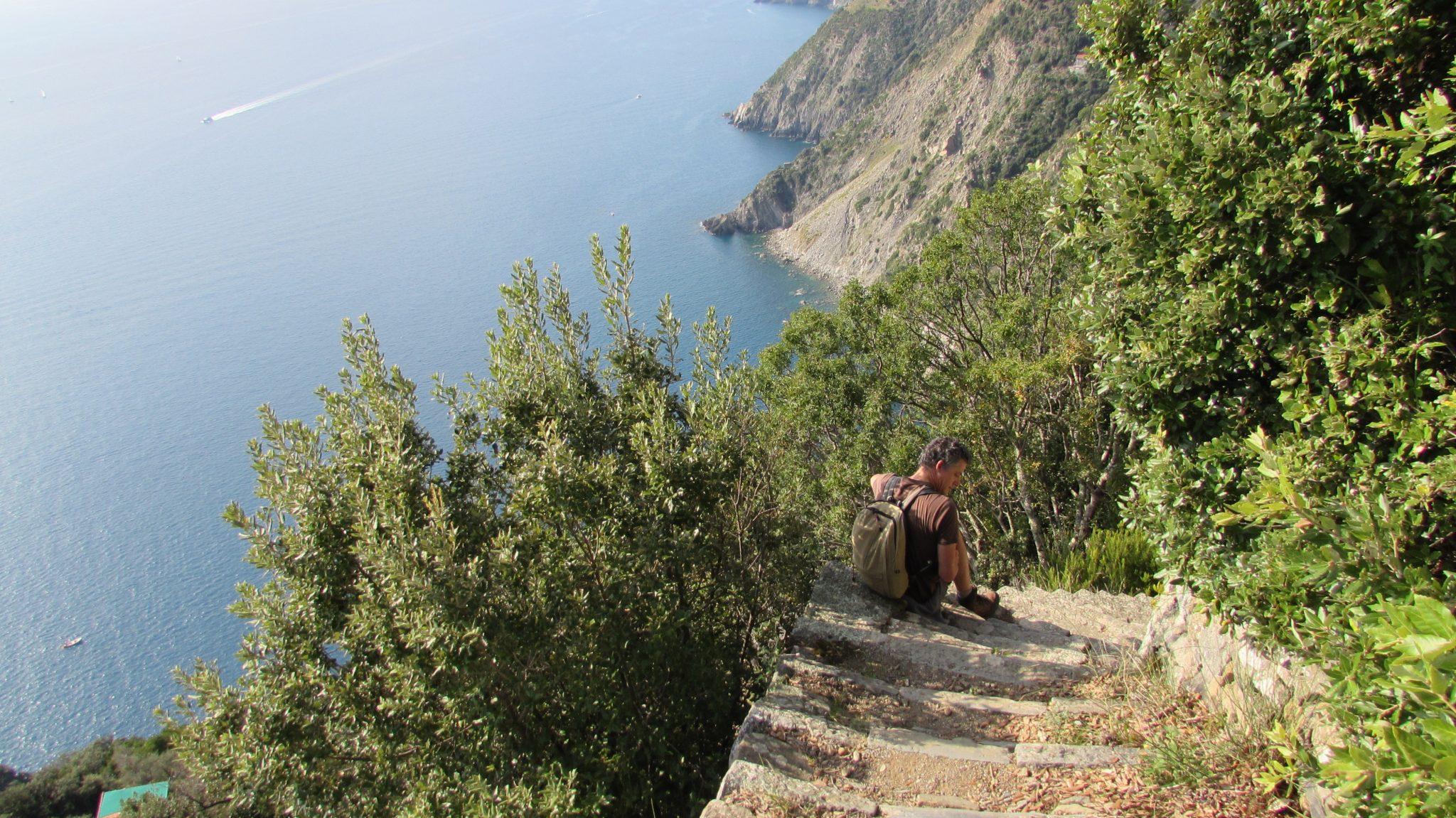 Cinque Terre trails
