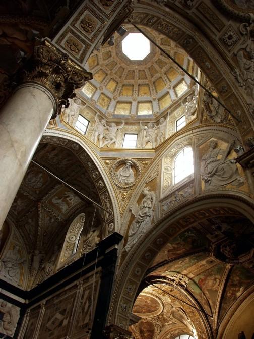 San Matteo altar in Genoa by gerso.eu