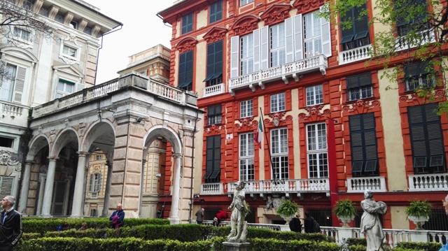 Genoa amazing town