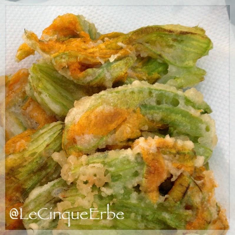 fried vegetables for Christmas