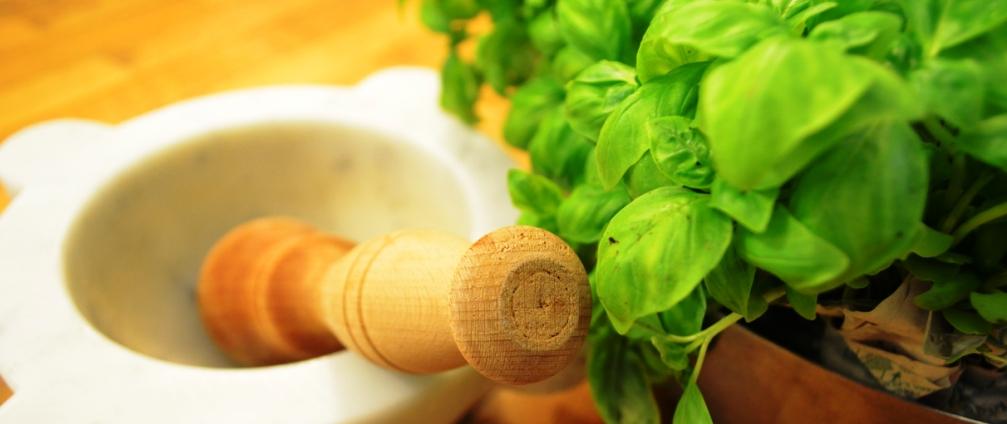 Pesto sauce Liguria