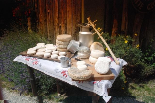 Italian food in Piemonte
