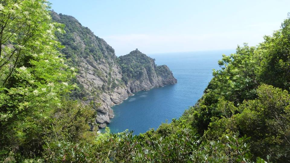 coastal trails Portofino Italy