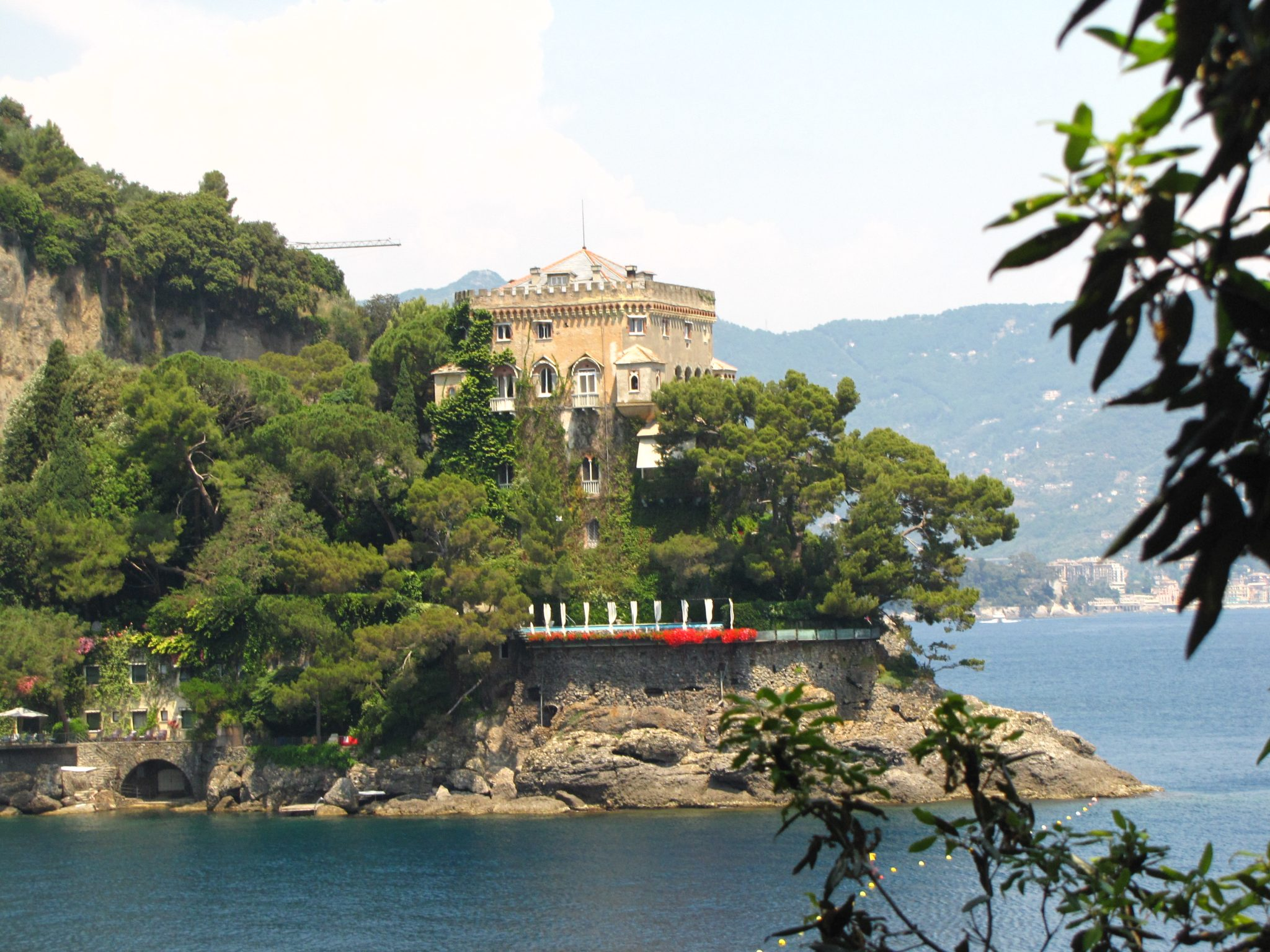 Amazing VIP's villas around Portofino