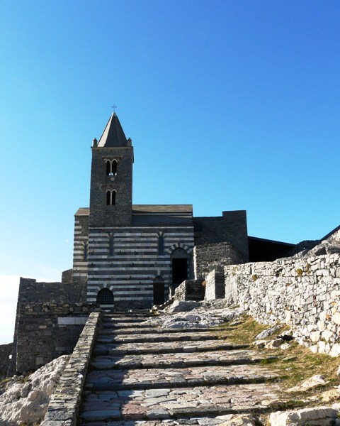 S. Peter Church Portovenere
