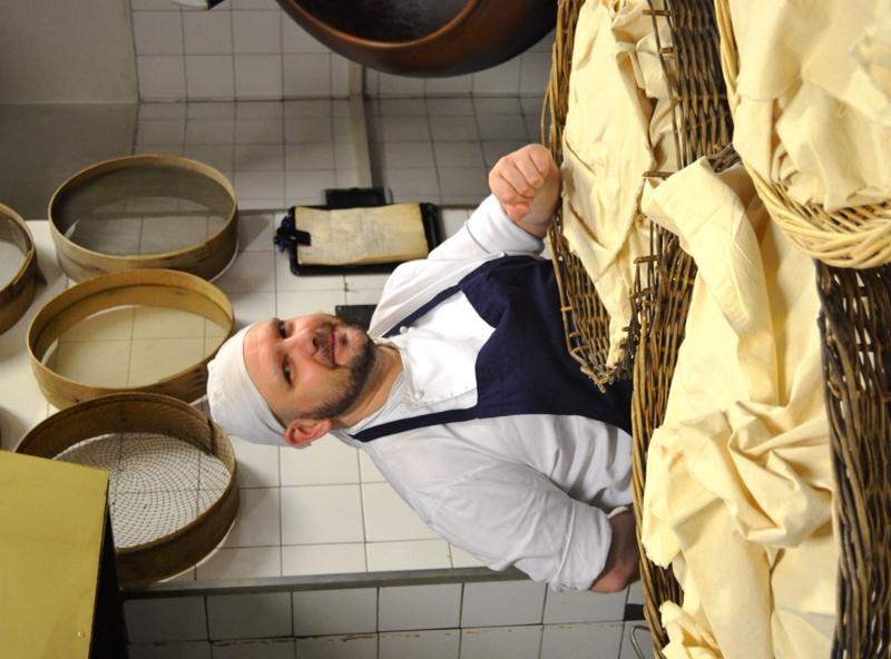Visit to Romanengo Factory