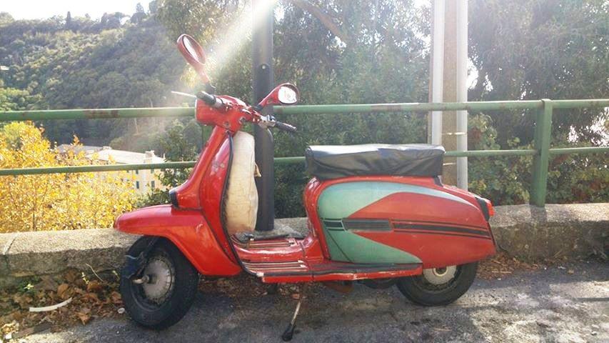 Vespa Liguria