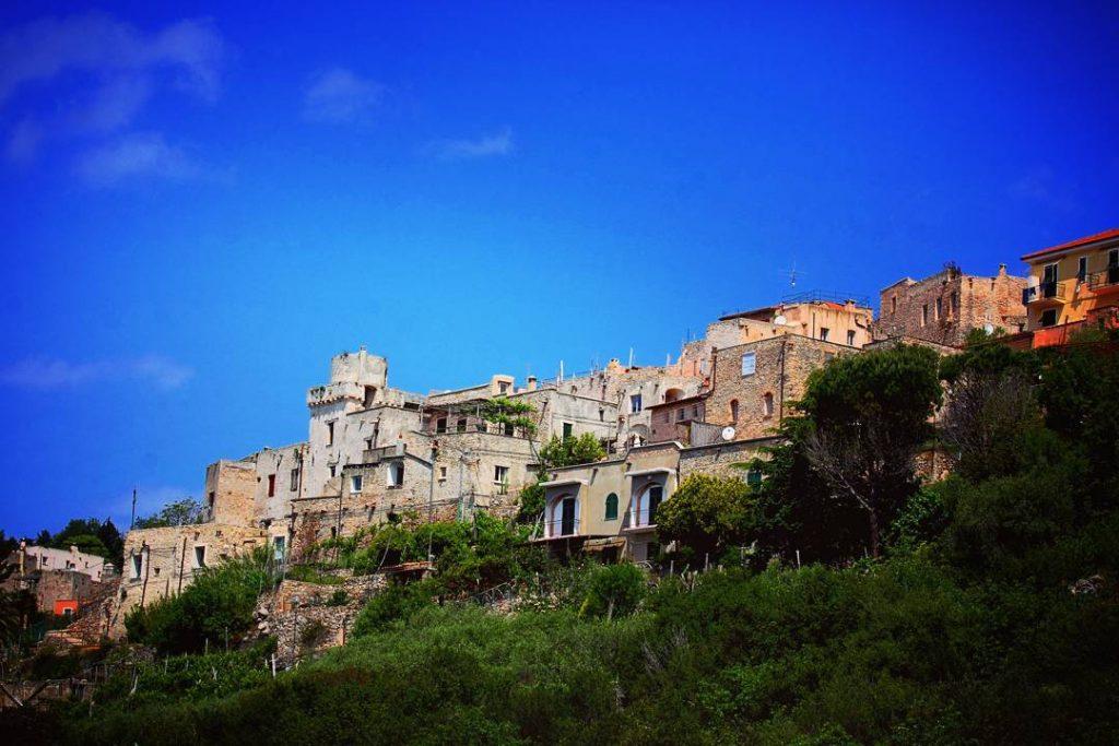 Verezzi West Riviera in Liguria