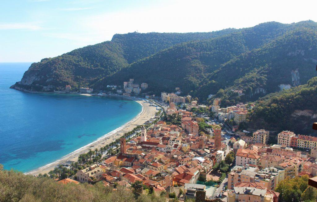 Noli West Riviera Liguria