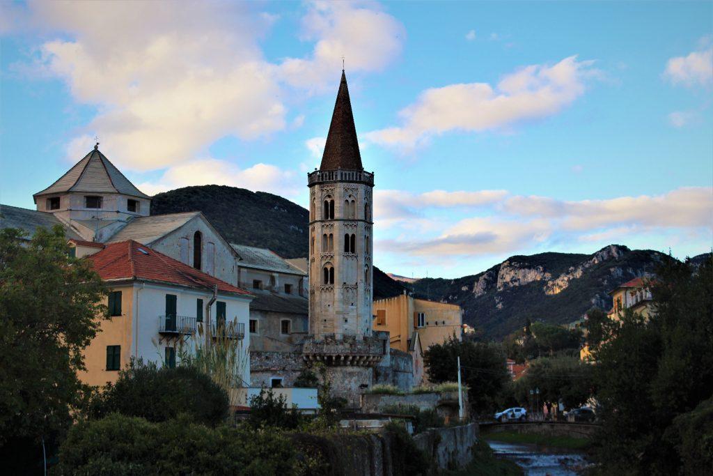 Finalborgo West Riviera Liguria