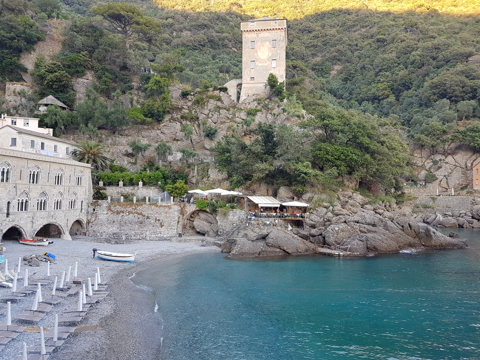 Why you shouldn't miss a visit to San Fruttuoso