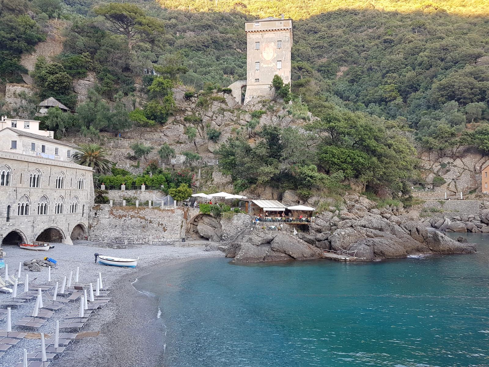 Обои bay of the fables, italy, bay of silence, ligurian sea, liguria, italian riviera. Города foto 16