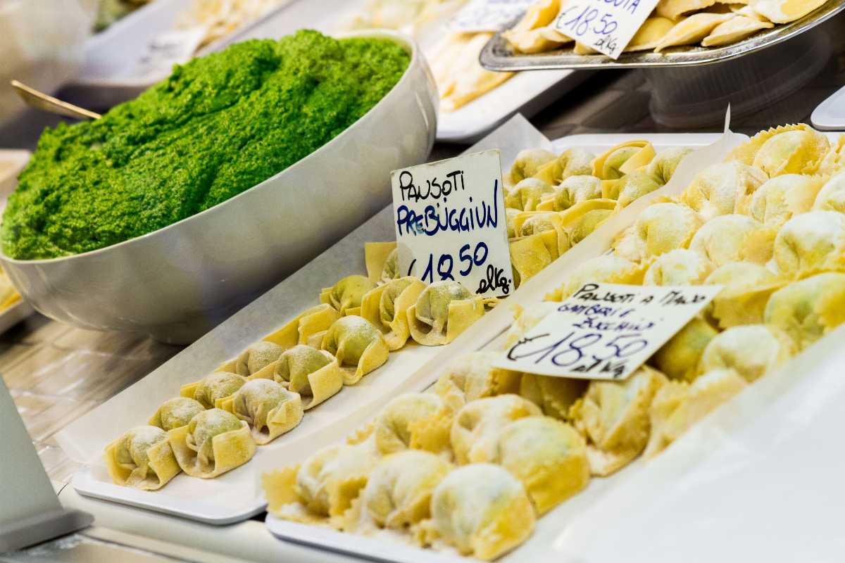Liguria, a perfect destination for foodies