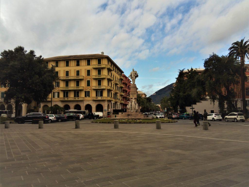 Piazza Nostra Signora dell'Orto Chiavari