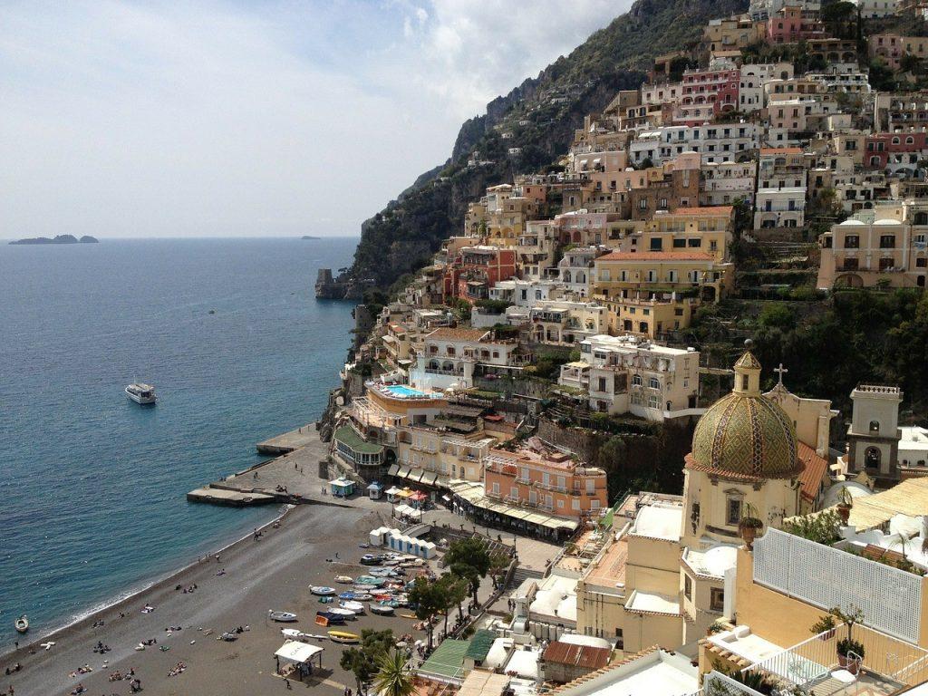 Amalfi Coast vacation