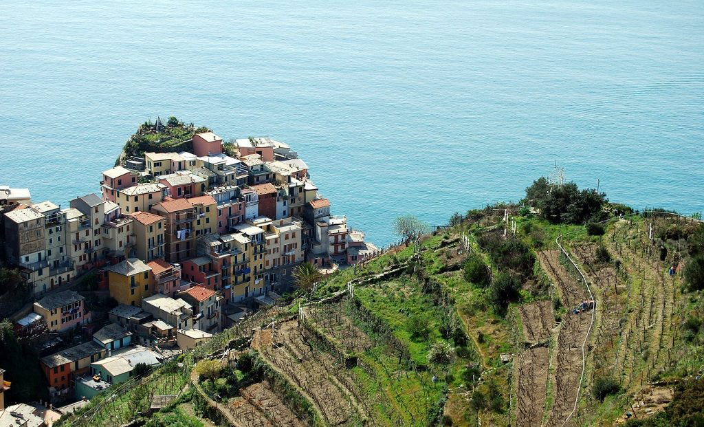 Cinque Terre off beaten path