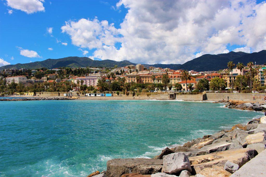 Sanremo view