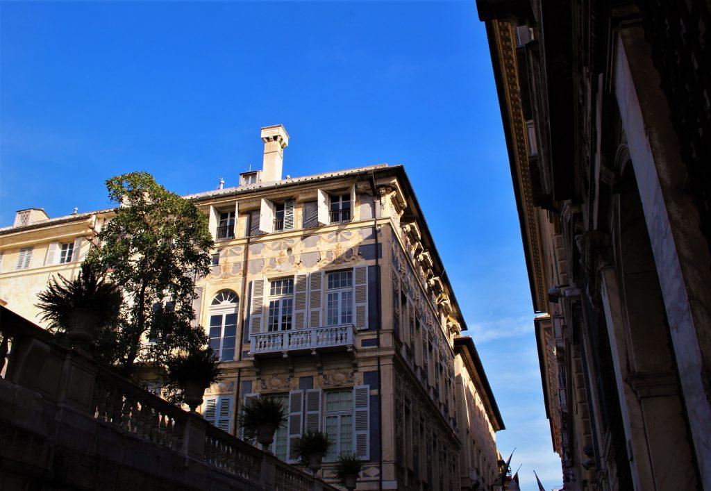 Palazzi dei Rolli Genoa