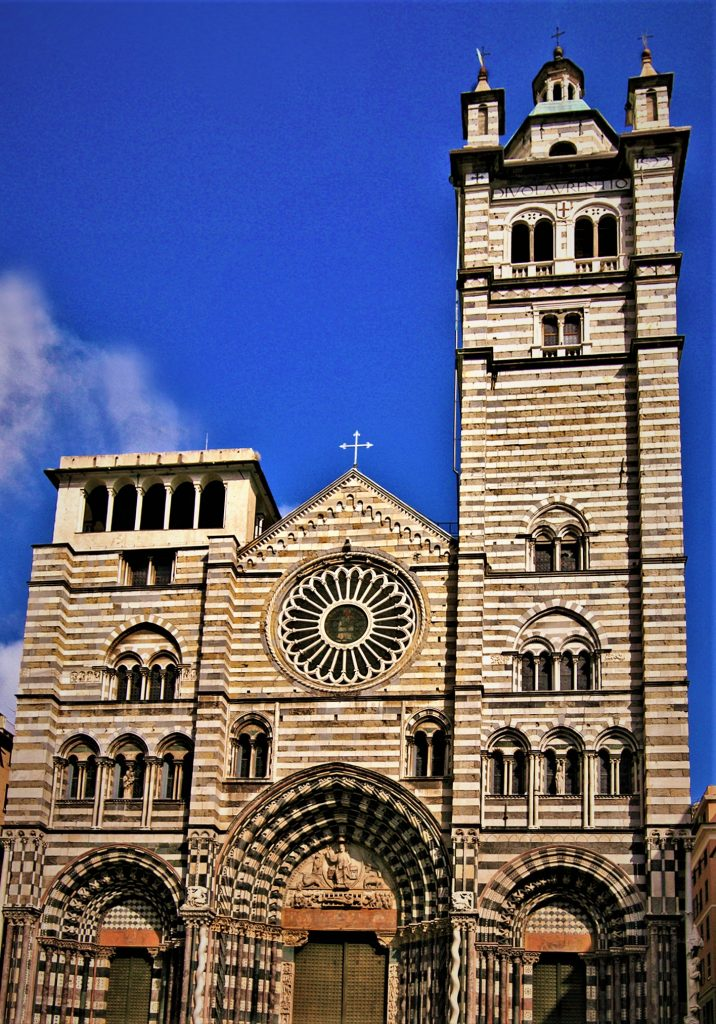 Cathedral of San Lorenzo Genoa