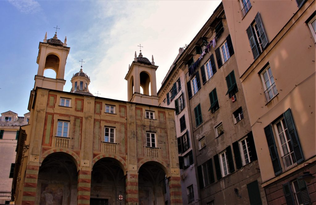 Historic Centre Genoa