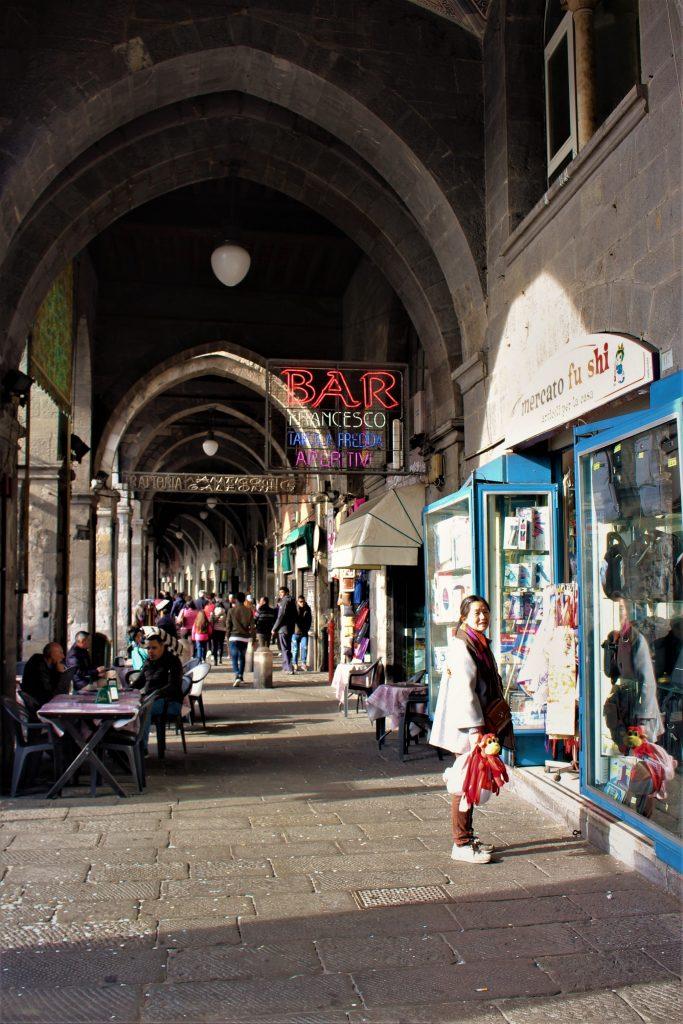 Portici di Sottoripa Genoa