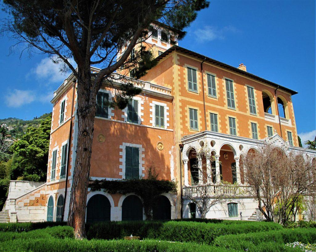 Villa Hanbury Liguria