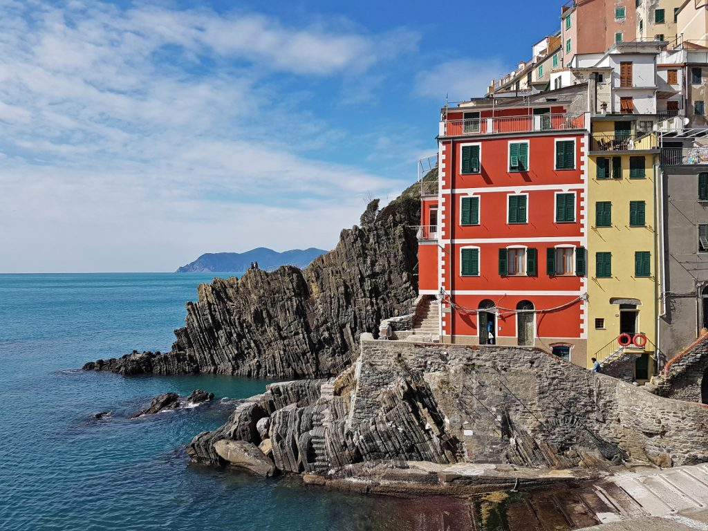 Riomaggiore Cinque Terre
