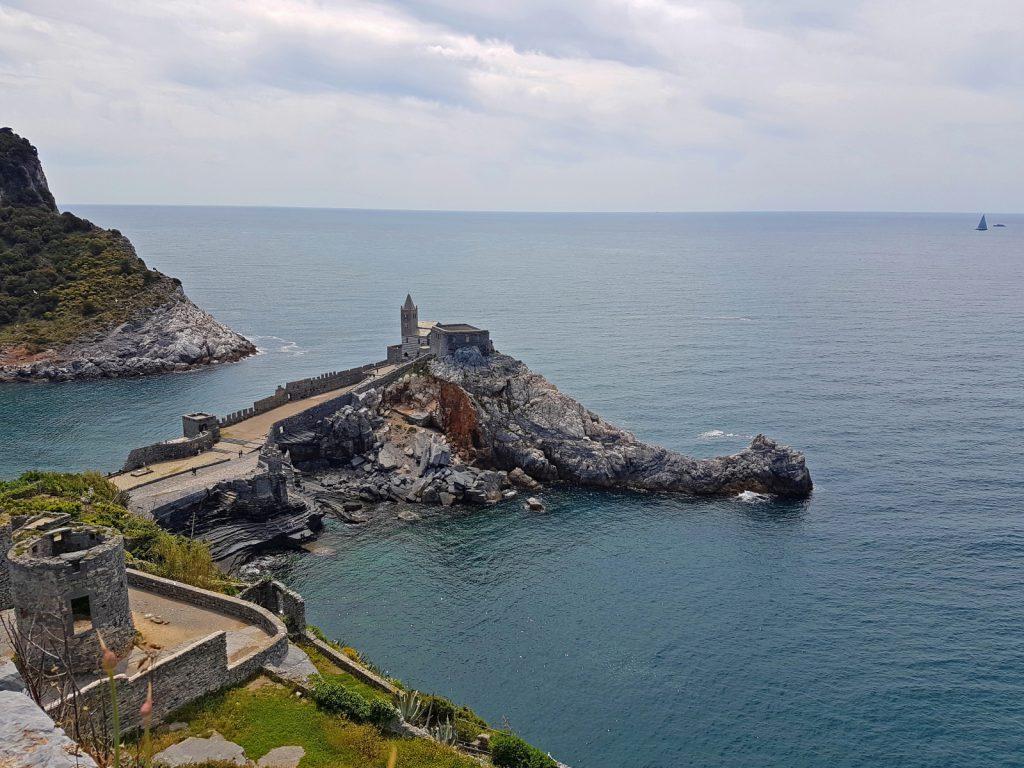 Portovenere Gulf of Poets
