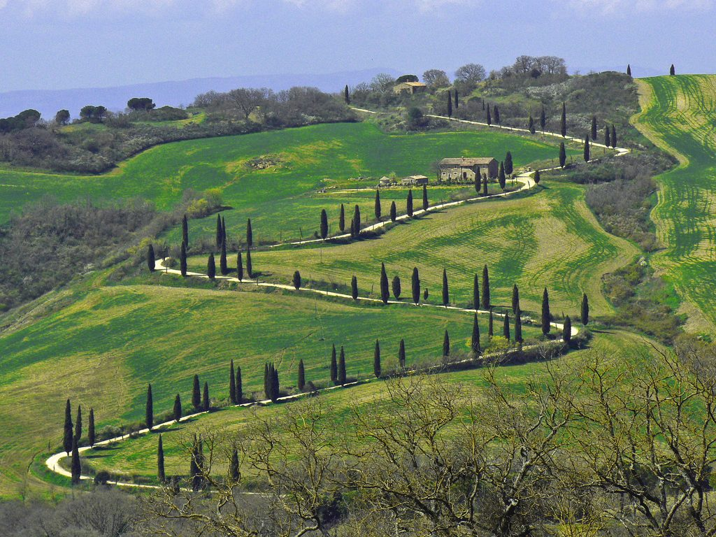 Val D'Orcia Iconic Tuscany