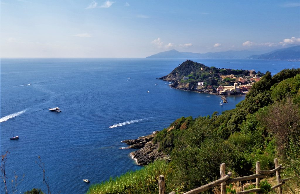 Nature and hiking in Sestri Levante Liguria
