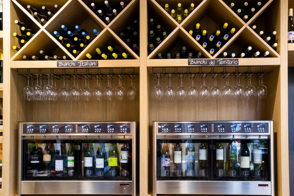Wines in MOG Genoa
