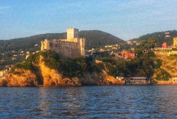 Lerici boat tour