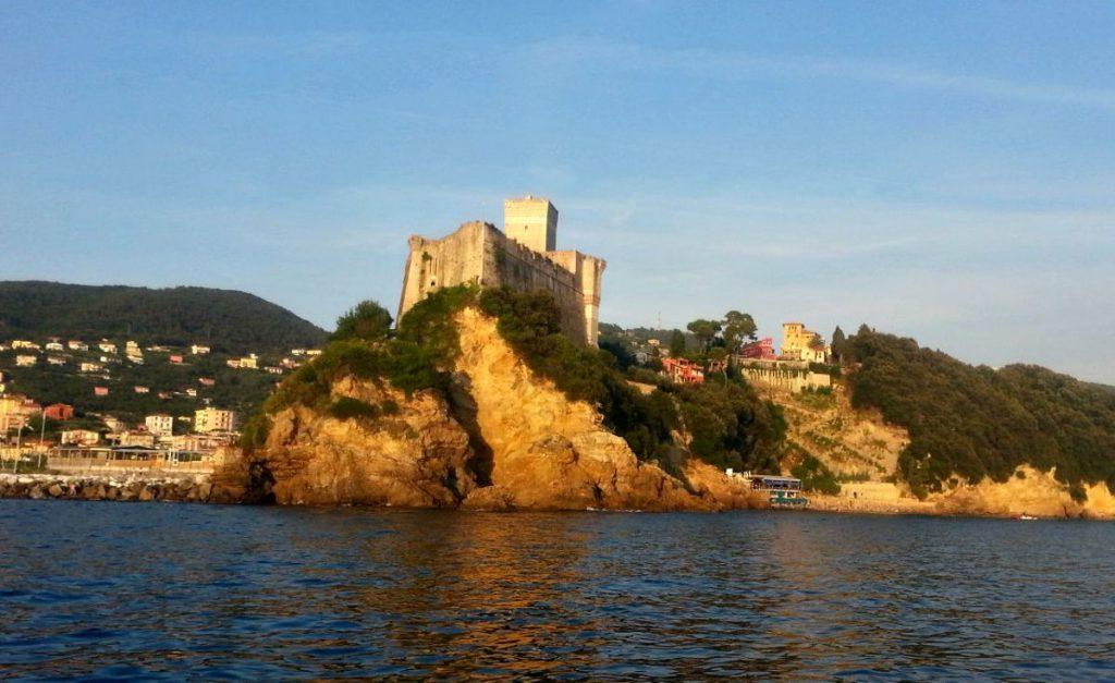 Lerici boat trip Liguria